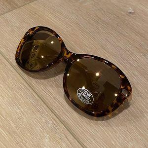 Loft - sunglasses tortoise shell frame